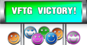 VFTG VICTORY!